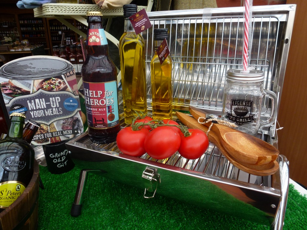 We have everything you need at the Farm Shop for you to have the perfect BBQ!